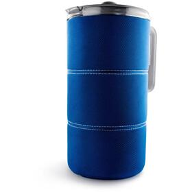 GSI 50 Fluid Ounce Kaffeepresse 1479ml blue